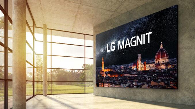 LG Magnit