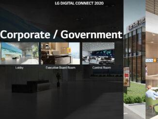 LG Digital Connect 2020