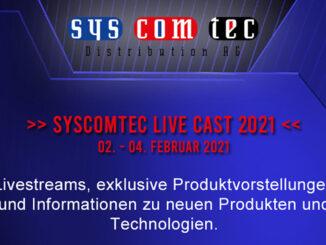 syscomtec LIVE CAST