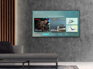 LG-Monitore unterstützen Netflix im Hotel-TV