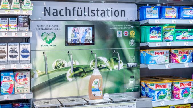 Der Liquid Dispenser von Umdasch (Bild: Umdasch)